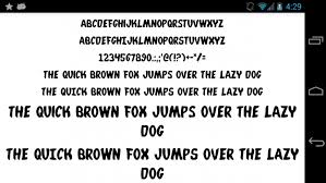 fonts for android fonts for flipfont 50 3 16 1 apk for android aptoide