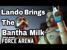 Lando Calrissian Meme - lando calrissian has the milk two decks star wars force