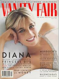 lady charlotte diana spencer vanity fair july 1997 princess diana cover the buzz