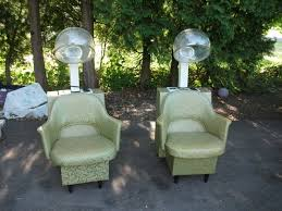 Modern Salon Furniture Wholesale by 2 Vintage Mid Century Retro Beauty Salon Chairs Naturelle Hair