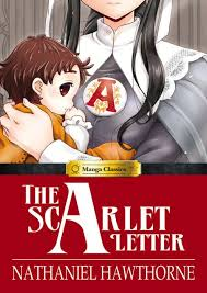 manga classics scarlet letter hard cover 1 udon entertainment