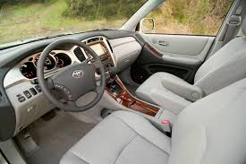 toyota highlander hybrid 2005 2007 toyota highlander hybrid information and photos zombiedrive