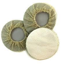 hair nets for buns bun skins reusable bun hair nets for dancers black 3