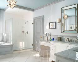 bathrooms with white cabinets gray and white bathroom houzz