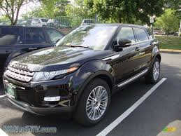 land rover evoque black 2012 land rover range rover evoque prestige in barolo black