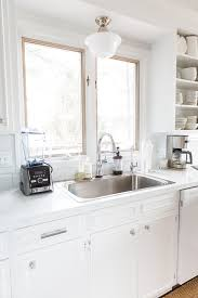 Over The Sink Kitchen Light Schoolhouse Kitchen Lighting Fixture In My Own Style