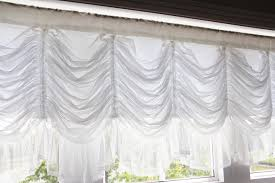 shabby chic valances ruched curtain