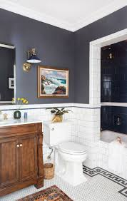 best 25 masculine bathroom ideas on pinterest men s bathroom a cool la home tour from homepolish dark bathroomsguest bathroomsbeautiful bathroomsfarmhouse bathroomsupstairs bathroomsbathroom paint colorsbedroom