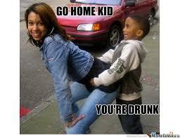 Drunk Kid Meme - drunk kid by pktheprv meme center
