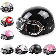 motocross racing helmets new vespa open face half motorcycle motocross scooter moped