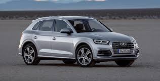 Audi Q5 1 9 - 2017 audi q5 revealed ahead of australian debut photos 1 of 8