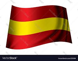 Spain Flags Spain Flag Royalty Free Vector Image Vectorstock