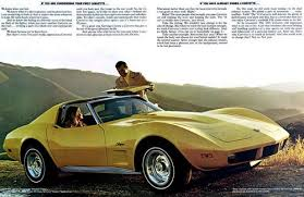 1974 corvette stingray value 1974 chevrolet corvette c3 production statistics and facts