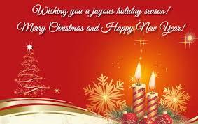 wishing you a joyous season free business greetings