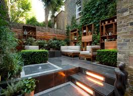 Garden Patio Design Inspiring Garden Patio Backyard Ideas On A Budget With Cozy Look