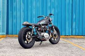 garage46 yamaha xs650 return of the cafe racers
