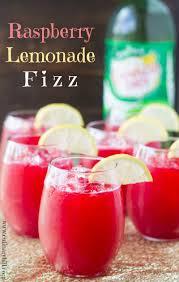 75 refreshing non alcoholic drink recipes raspberry lemonade