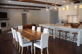 Slab Dining Room Table Live Edge Dining Table Customer Portfolio Shreveport La Jeffrey