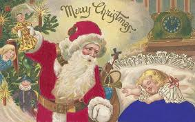 merry painting by american school