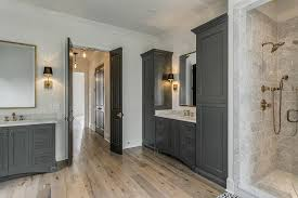 light gray and gold bathroom color scheme contemporary bathroom