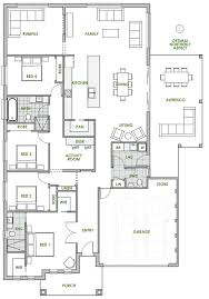 home design plan home floor designs 41 level floorplan by kurmond