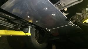 nissan pathfinder r50 lift kit nissan pathfinder r50 skidplates installation sfcreation com youtube