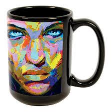 Ceramic Coffee Mugs 15 Oz Orca Black Ceramic Coffee Mugs For Your Every Morning