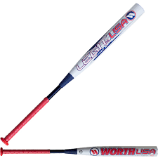 worth softball bat worth legit xl usa border battle 2017 slowpitch softball bat