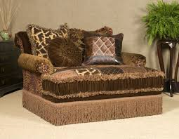 Loveseat Settee Upholstered Mackenzie Settee Chaise By Paul Robert Designs Living Rooms