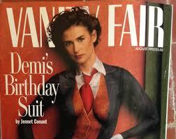 Magazine Vanity Fair Vanity Fair Magazine Etsy