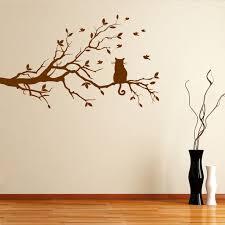 wall art decor stickers shenra com decal black w96 x h57 amazon