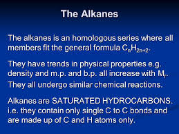 organic chemistry introduction important definitions homologous