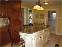 Mediterranean Kitchen Cabinets Kitchen Wall Colors With Brown Cabinets Cottage Shed Asian