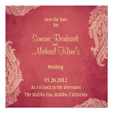 mehndi card indian wedding invitation mehndi gold card zazzle