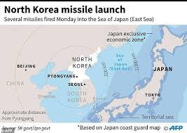 map us japan us japan seek un meeting on n korea missile launches daily