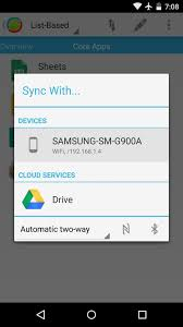 sync to android how to sync app data between your rooted android devices android