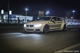 widebody cars wide body kit for bmw
