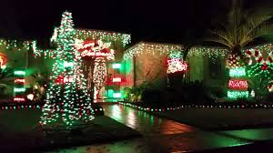 Christmas Lights Texas Christmas Lights In Kingwood Texas On New Green Court Youtube