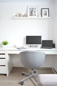 cappuccino and fashion 7 tips to decorate an at home office
