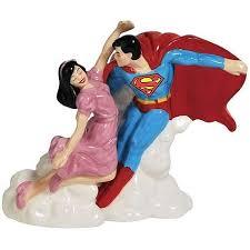 superman wedding cake topper superman lois wedding cake topper wedding collectibles