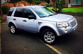 land rover freelander 2008 servicano ltd land rover freelander 2 suv 2 2 td4 gs 5dr fsh