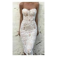 white bodycon dress best 25 white bodycon dresses ideas on white bodies