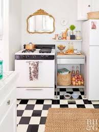 Space Saving Ideas For Kitchens 15 Cheap And Easy Small Apartment Hacks To Make Your Space Feel Huge