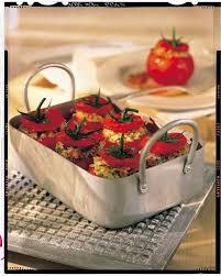 cuisine riz recette tomates farcies au riz