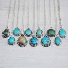 pendant necklace turquoise images Turquoise and tiger eye gemstone necklace beadage jpg