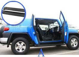 toyota fj cruiser for toyota fj cruiser 2007 2017 car running boards auto side step