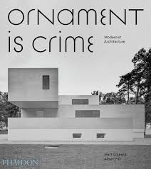 ornament is crime architecture phaidon store