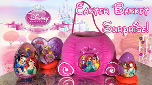 princess easter basket egg toys disney princess easter basket ariel