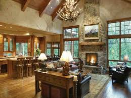 Open Ranch Floor Plans Western Ranch Style House Plans Open Floor Plans House Design And