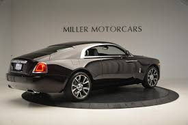 rolls roll royce 2017 rolls royce wraith stock r378 for sale near greenwich ct